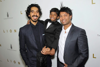 película LION - la historia real deL niño Saroo Brierley