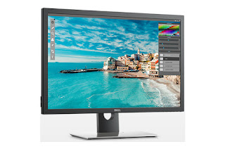 Dell Introduces UltraSharp UP3017 30-Inch Professional Display with 16:10 Aspect Ratio and DCI-P3 Color Space