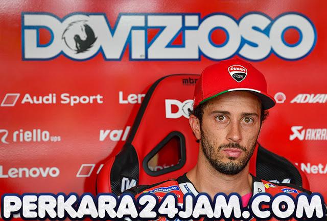 Kesempatan Andrea Dovizioso Untuk Salip Fabio Quartararo