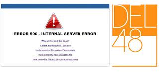 DEL48 debut postponed, website is error