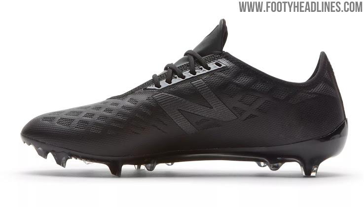 new balance football boots blackout