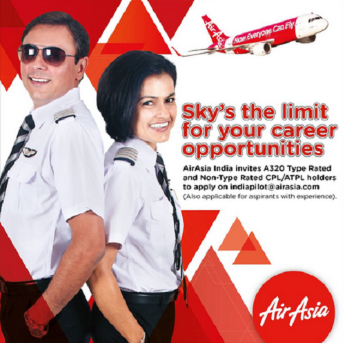 Students who are interested to work in aviation industry should enroll in this AirAsia Pilot Training School in Malaysia
