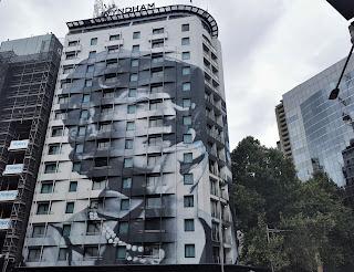 Club Wyndham Sydney Mural