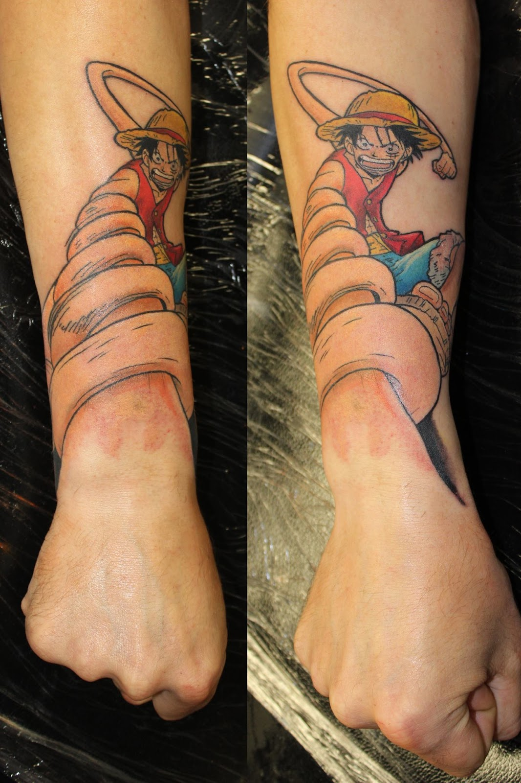 One Piece The Best Tattoo's Collection | ONE PIECE EPISODE