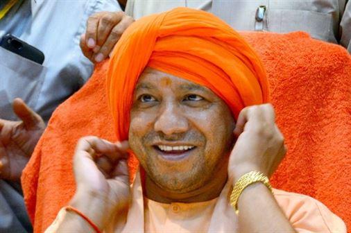 Chief Minister of Utter Pradesh Yogi Adityanath