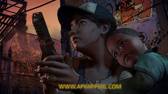 Download The Walking Dead A New Frontier PC Game Full Latest Version 2017 Terbaru Free