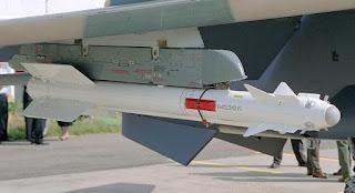 Vympel R-73 (AA-11 Archer) - Rudal Udara ke Udara Jarak Pendek
