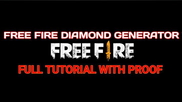 Free Fire diamond generator