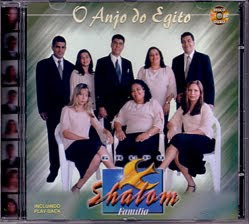 cd grupo shalom anjo do egito playback