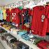 Mẫu giá treo quần áo trẻ em thông minh cho cửa hàng, shop