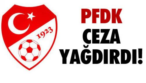 Derbinin Faturası Çıktı !! Ersun Yanal PDFK'ya sevkedildi !!