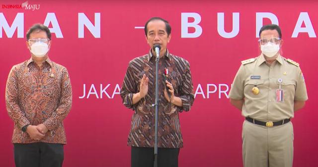 Jokowi Ingatkan Jangan Lengah, Covid-19 Masih Ada dan Nyata