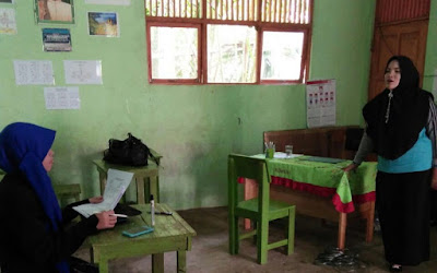 Seleksi SGI Master Teacher, Uji Komitmen Guru hulu Sungai Utara