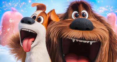 Cena do filme Pets: A Vida Secreta dos Bichos - Divulgação