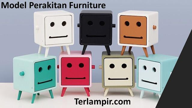 Beberapa metode perakitan furniture ditentukan oleh jenis kayu dan tingkat kesulitan model perabot yang akan anda produksi.