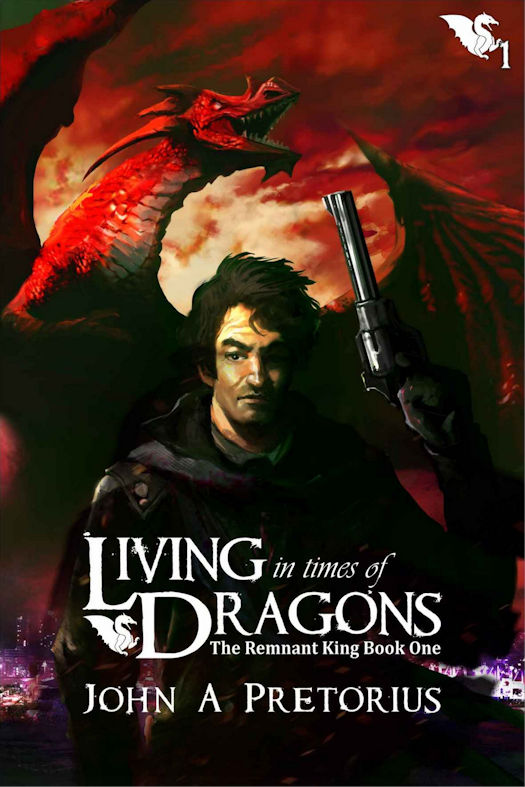 SPFBO 5 Interview: John A. Pretorius, author of Living in Times of Dragons