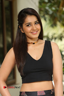 Actress Rashi Khanna Pictures at Hyper Movie Interview  0009.JPG
