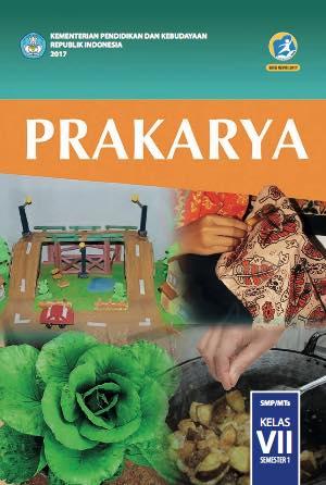 Buku Siswa Prakarya Kelas 7 Semester 1