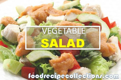 Vegetable Salad For Weight Loss