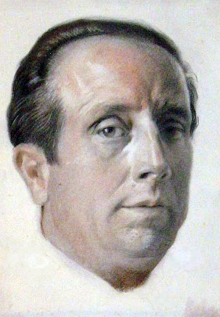 Rufino Martos, Self Portrait, Portraits of Painters, Fine arts, Rufino Martos Ortiz