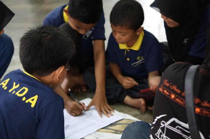 Pertubuhan Anak Yatim Darul Aminan PAYDA Galeri Gambar