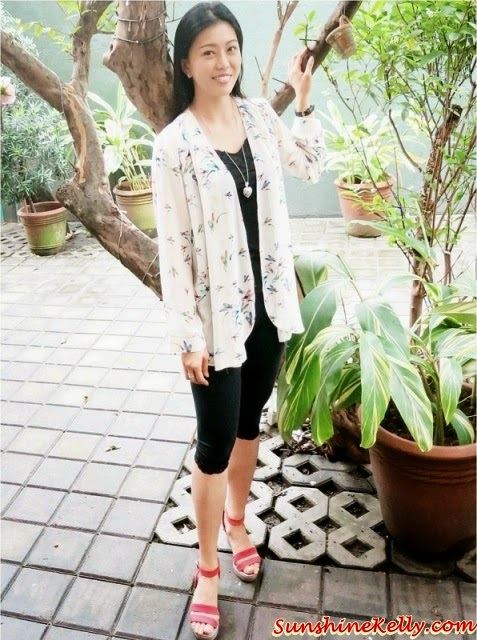 Corshacome Opera Jacket, kimono jacket, chiffon jacket, opera jacket, ootd, outfit of the day, fashion, online shopping, Korean Fashion Trend, Korean Fashion Online, Korean Fashion,