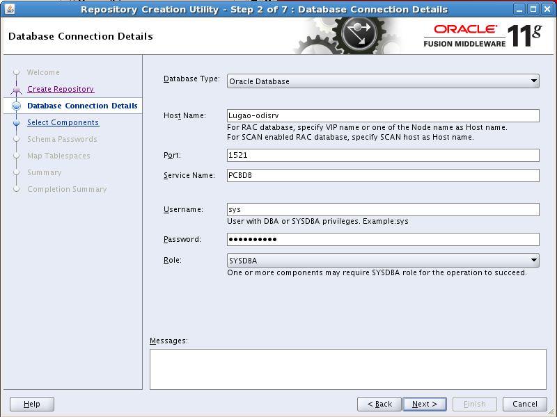 Install Oracle Data Integrator (ODI) 11gR1 (11 1 1 7 0