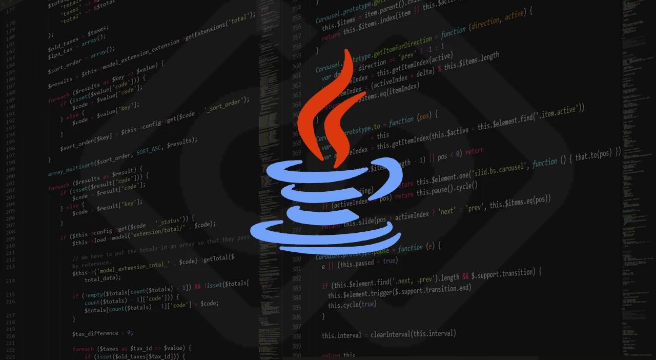 برمجة الحاسب - لغة الجافا JAVA  بالعربية
