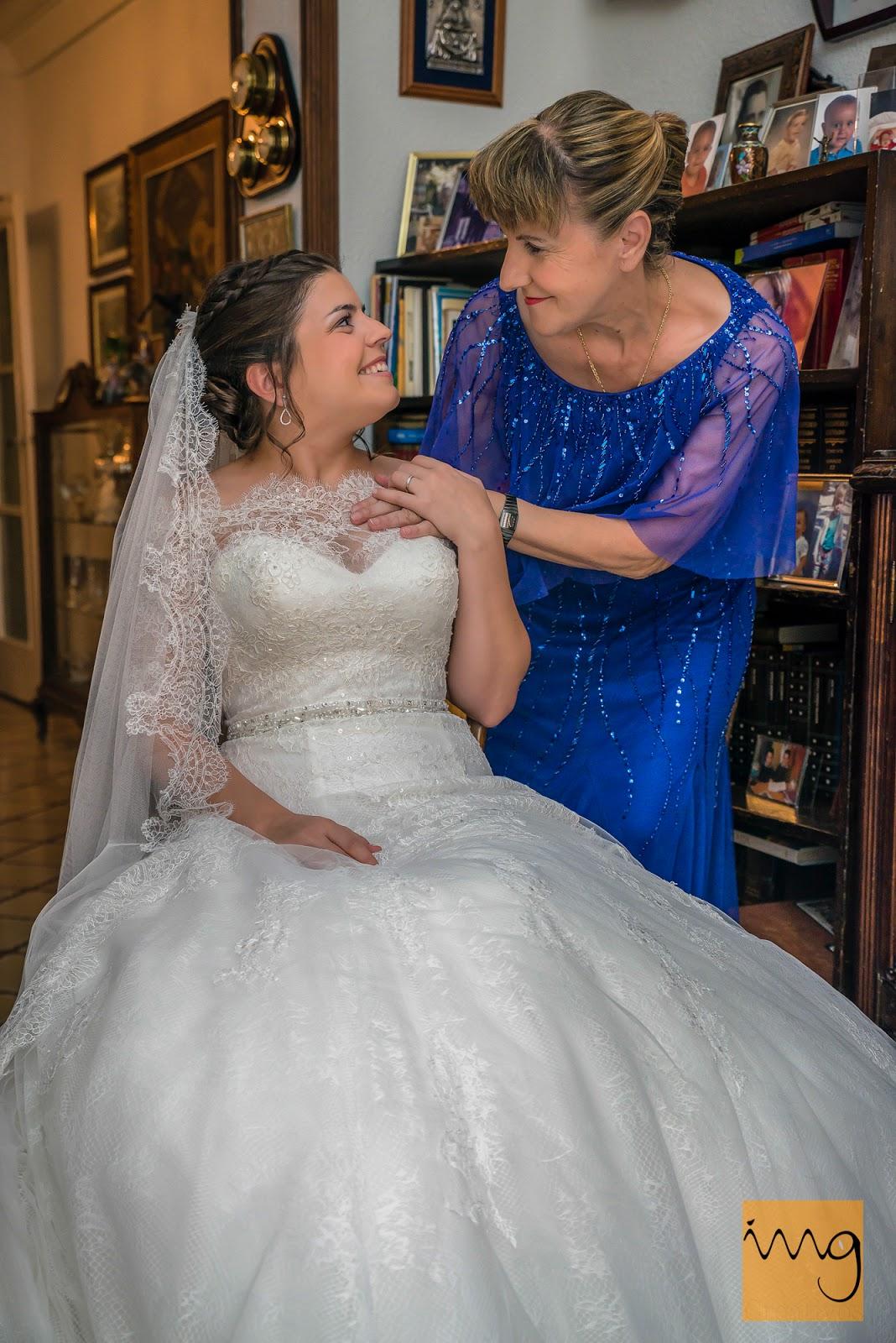 Fotografía de boda, sonrisas cómplices