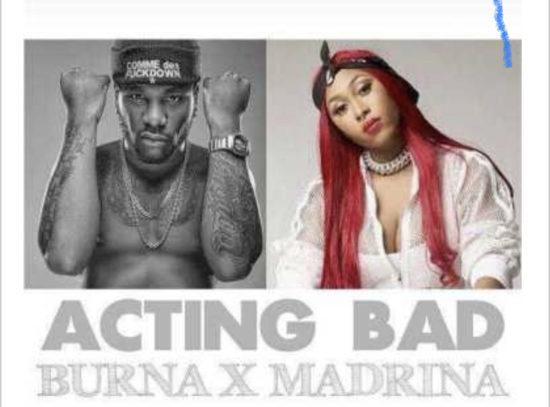 Burna-Boy-Acting-Bad-Ft-Cynthia-Morgan-mp3-download-Teelamford