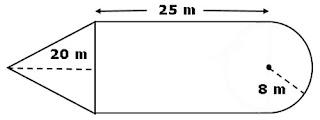Contoh Soal PAS / UAS Matematika Kelas 6 K13 Semester 1 Tahun 2019/2020 Gambar 5