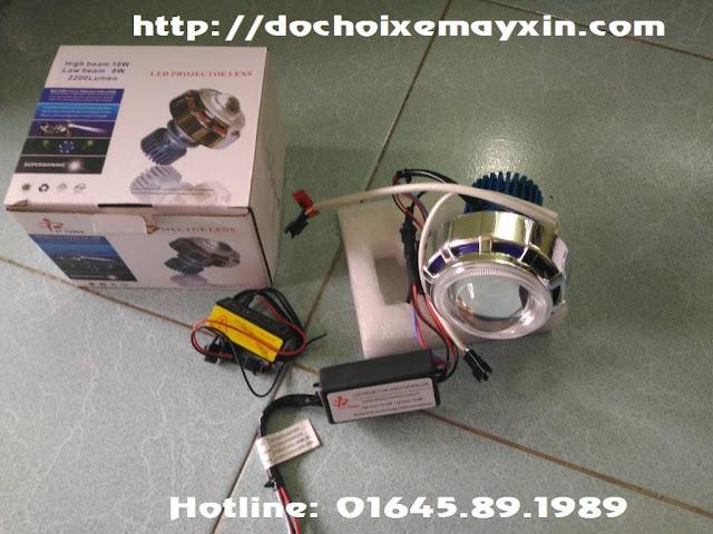 Hình ảnh chi tiết đèn bi cầu gắn pha 1