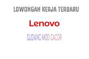 Loker Marketing Specialist Sales AM Lenovo Jakarta Terbaru Juni 2021