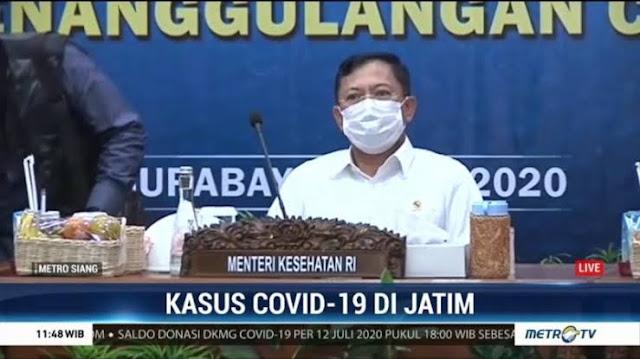 Dua Staf TVRI Surabaya Meninggal, 3 Karyawan Metro TV Positif Corona