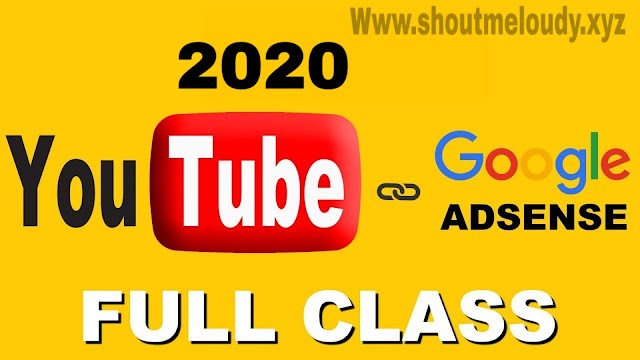 HOW TO MONITIZE A YOUTUBE CHANNEL IN 2020 FULL TUTORIAL