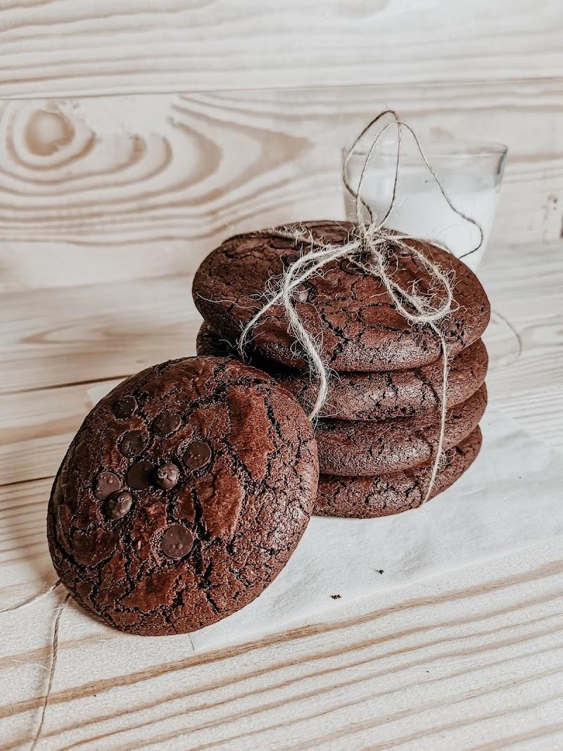 The Best Vegan Gluten Free Brownie Cookies