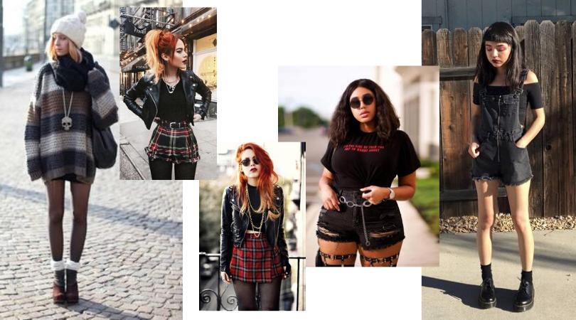 Rock Na Moda: A Influência da Estética Punk Rock