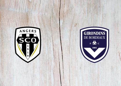Angers SCO vs Bordeaux -Highlights 30 August 2020
