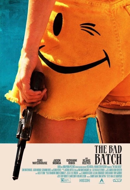 the bad batch,劣質愛情,生存者