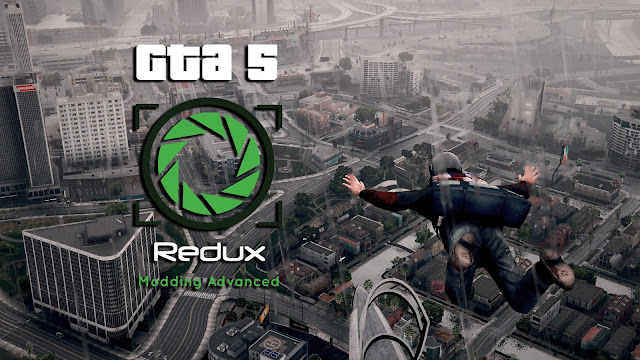 GTA V REDUX ✪ Ultra Realistic Graphics MOD