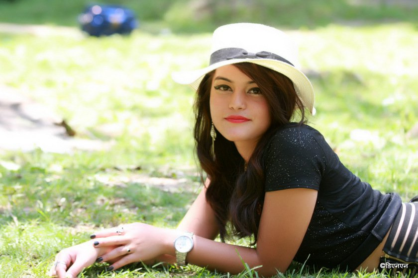 Cute Teen Model Anju Bhandari: Winner Of Miss SLC Princess