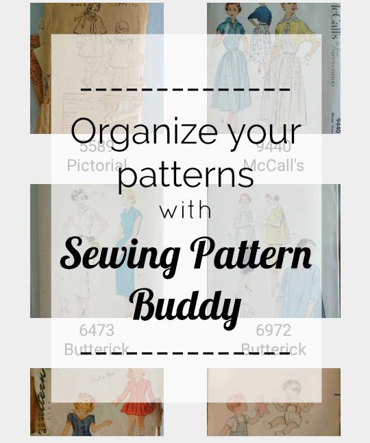 Mode de Lis: · Sewing Pattern Buddy app ·