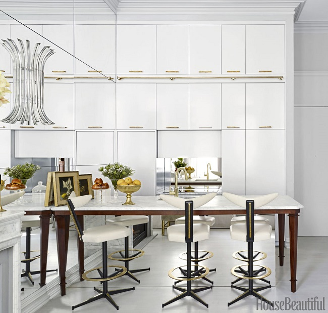Amir Khamneipur Manhattan: Mix And Chic: A Decorator's Chic And Luxurious Manhattan