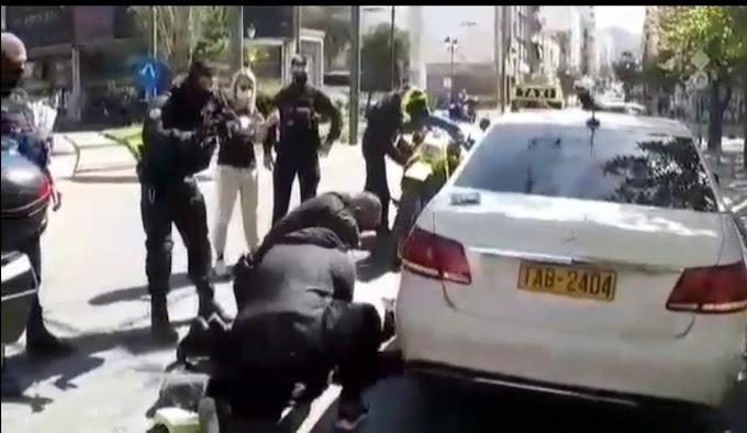 """Υπαρχιφύλακας Μιχάλης Πέιος. Ένας """"Πάνθηρας"""" από τη Νάουσα σώζει έναν άνθρωπο στην Αθήνα. Video"""
