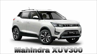 Top 7 Selling SUV in January in India (Mahindra XUV300)