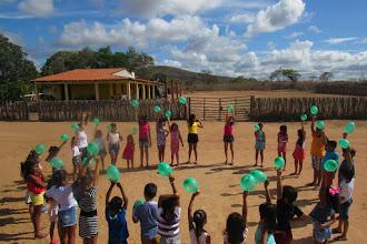 X Curtindo as férias no Ceacri leva alegria e muita diversão para as crianças