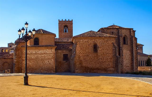 Ágreda: Iglesia de San Miguel