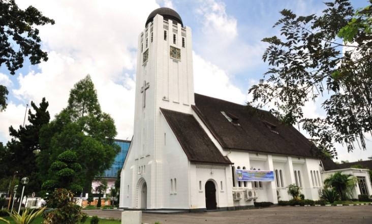 """Heboh Aksi """"Biarawan Gereja"""" Cabuli Anak Panti Asuhan di Depok"""
