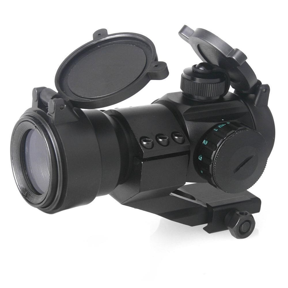 RED DOT SCOPE IS THE LATEST EQUIPMENT FOR THE SHOOTERS