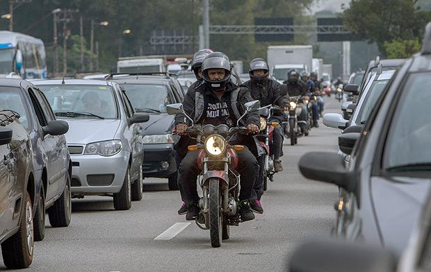 Coronavírus: como os motociclistas podem se proteger nas ruas neste período